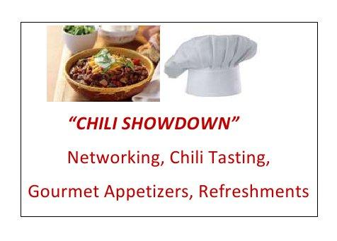 "DCC ""Chili Showdown!"" @ DEANE, Inc (Kitchen Showroom)"