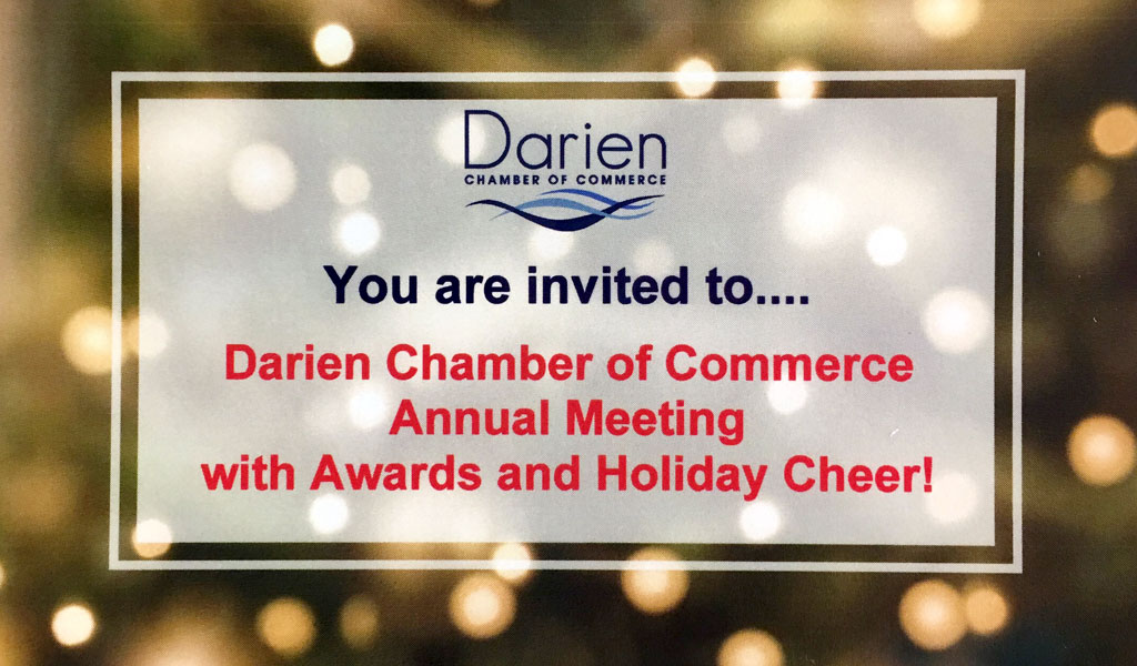 Darien Chamber Annual Meeting